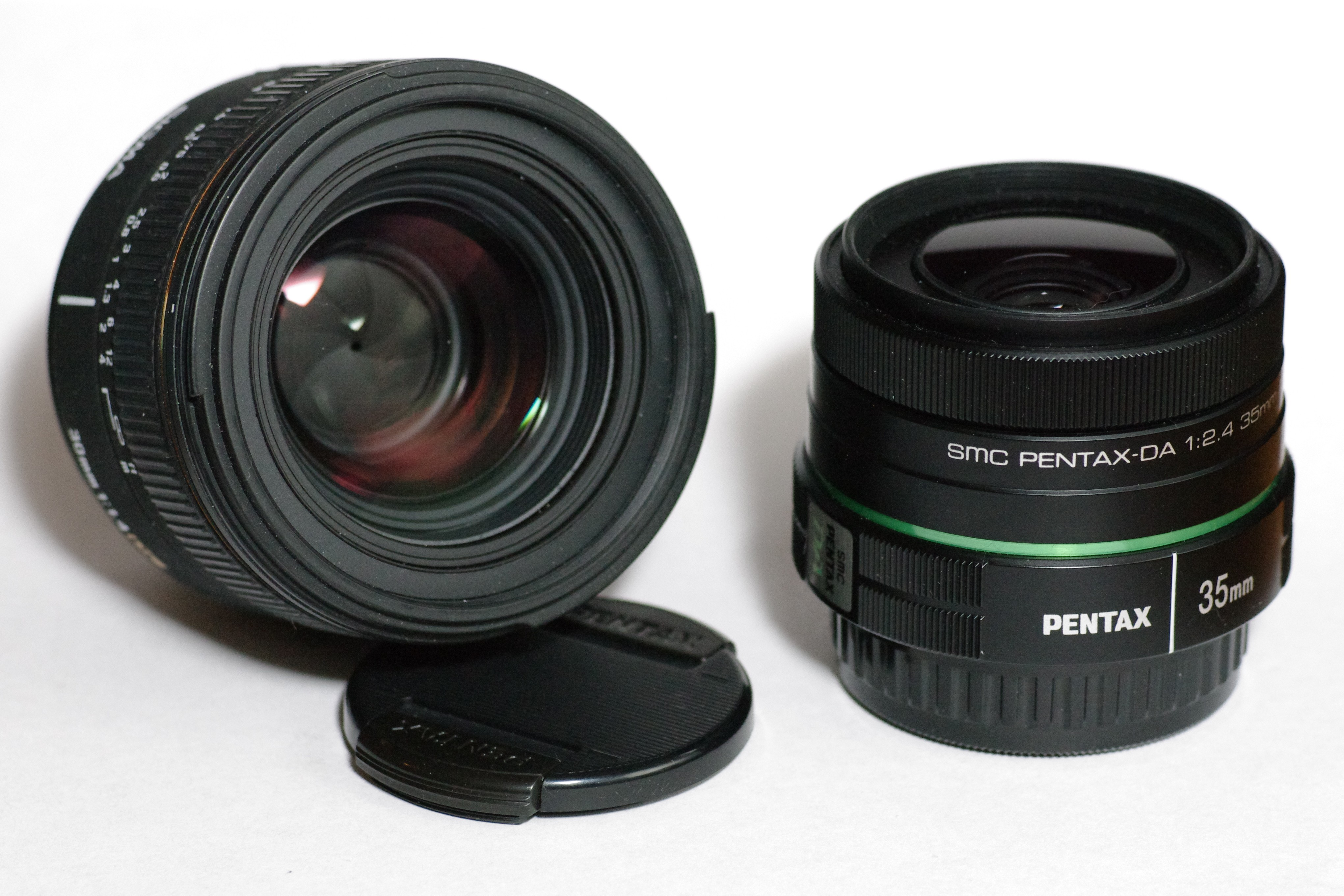 , Standard Lens Shootout for APS-C