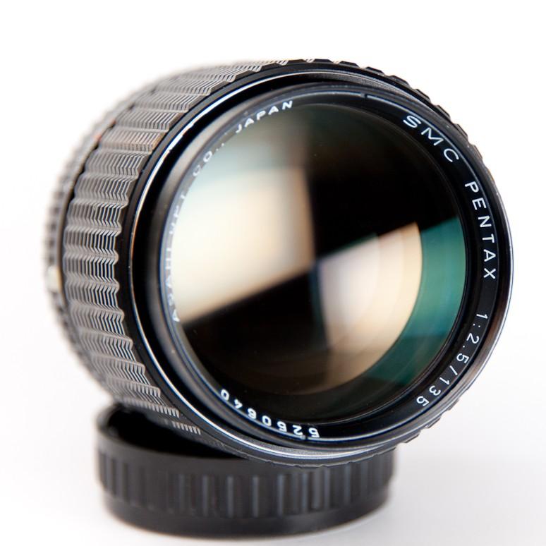 , SMC Pentax-K 135mm f/2.5