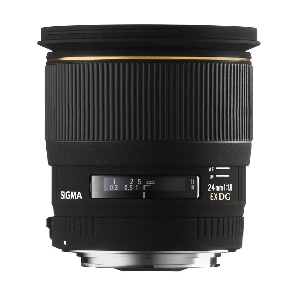 , Sigma 24mm f/1.8 Macro EX DG