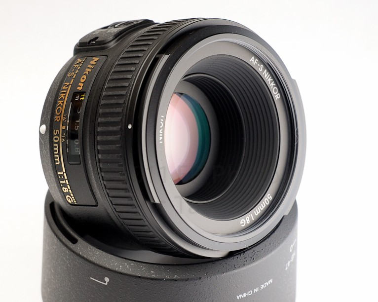 , Nikkor 50mm f/1.8G Nikon