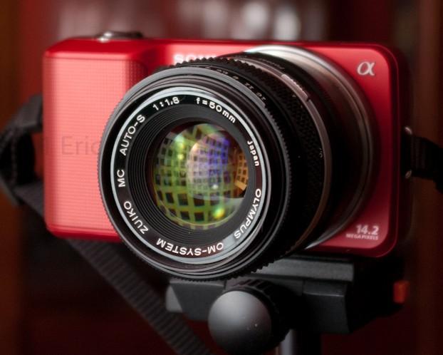 , Olympus OM Zuiko MC Auto-S 50mm f/1.8