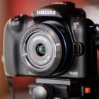 , Samsung NX 20mm f/2.8 i-Function