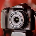 , Samsung 16mm f/2.4 i-Function NX