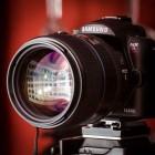 , Samsung 85mm f/1.4 ED SSA T85NB NX
