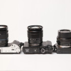 , 3 of a Kind: Fuji X-A1, Sony NEX 3N, and Samsung NX300