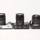 Fuji X-A1 vs Samsung NX300