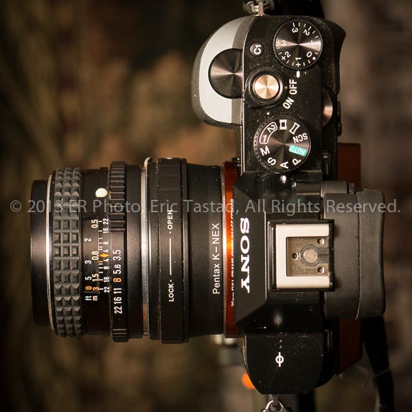 sony a7 manual focus peaking